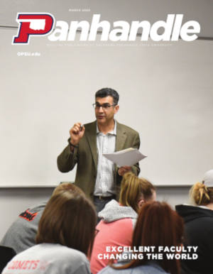 Cover of March 2020 Panhandle Magazine